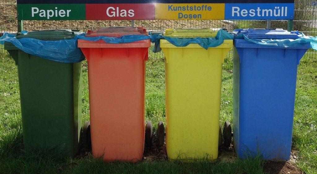 Niemcy lider segregacji odpadów